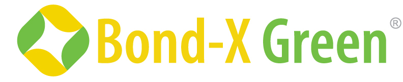 Bond-X Green Logo