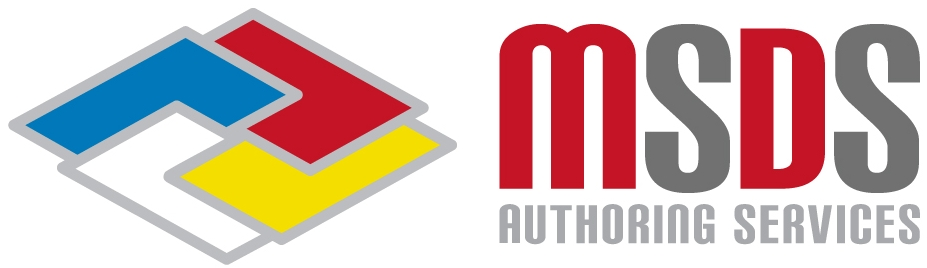 MSDS Authoring Services Logo