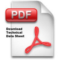 Technical Datasheets in Adobe PDF format available for download button